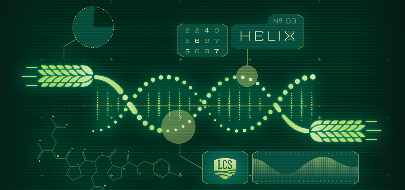 LCS Helix AX